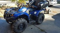 2013 Yamaha Kodiak 450 EPS