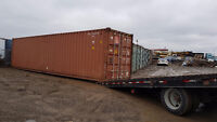 Shipping and Storage Containers for Sale -Good shape
