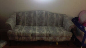 I have an antique couch for sale $250 NEG