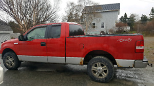 2005 Ford 150 4x4