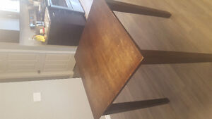 Bar height table for sale 75 OBO