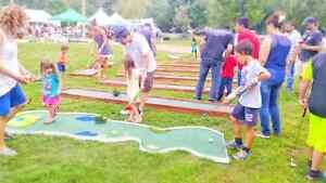 Mini Golf Mobile ⛳ Pour tous les âges! Gatineau Ottawa / Gatineau Area image 3