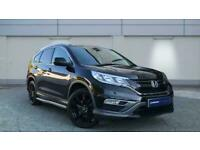 2017 Honda CR-V 1.6 i-DTEC Black Edition Auto Automatic Hatchback Diesel Automat