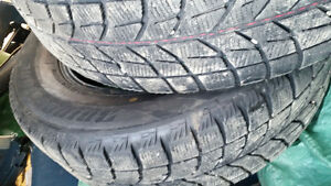 Four Sets Of Tires 2 Winters & 2 All Season Prince George British Columbia image 7