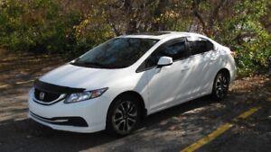 2013 Honda Civic EX Familiale