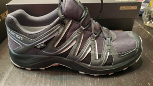 Salomon Men's XA Thena GTX Trail Running Shoes size 10.5