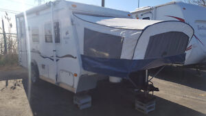 *** EXTRA CLEAN Roulotte 17' 2005 ***