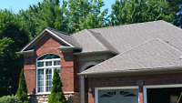 STEEL AND SHINGLE ROOFING FOR LESS