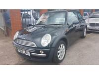 2003 MINI HATCHBACK 1.6 One