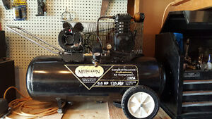 6.5 HP Campbell Hausfeld Professional Air Compressor