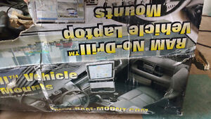 Laptop mount for 2007 and newer Chevrolet & GMC Trucks Moose Jaw Regina Area image 2