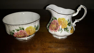 Bone China cups and saucers and creamer and sugar REDUCED Sarnia Sarnia Area image 10