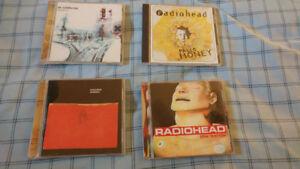 CD Radiohead best musics 10/10 condition