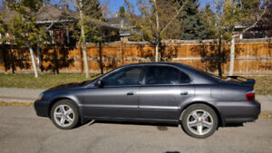 2003 Acura TL, Type S, V6,  LOW KMS