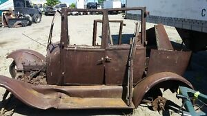 WESTERN 1927 MODEL T PARTS CAR OR PROJECT