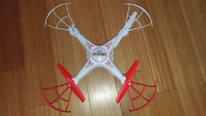 Striker Quadcopter live feed video Drone PARTS ONLY