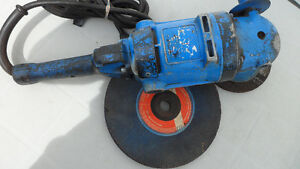 Large HEAVY DUTY 7 Inch Grinder $100. Prince George British Columbia image 2