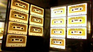ROCK AND ROLL GREATEST HITS OF 50S & 60s in CASSETTES