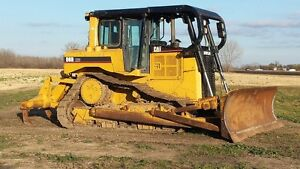 2007 Cat D6R XW III For Sale