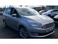 2015 Ford Grand C-MAX 1.5 TDCi Titanium 5dr Manual Diesel Estate