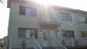 Newly renovated 5 1/2 in Lasalle - must see