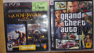 PS3 Games - More to choose from - $4.00 each