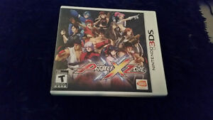 Project X Zone 3DS Game