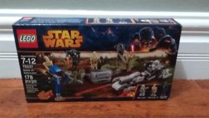 Lego Star wars set for sale brand new SEALED
