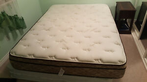 Queen Mattress + Springbox