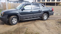 Perfect for winter! 2004 Chevrolet Avalanche Z71