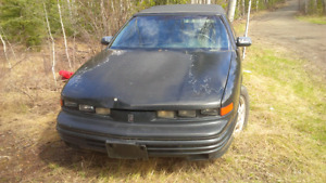 1995 Oldsmobile cutless supreme convertible  OBO price