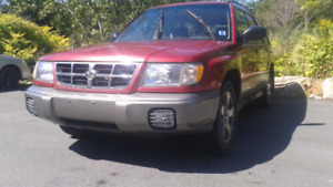 1998 forester 2