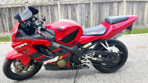 Selling 2003 CBR 600f4i - Mint Condition+Insurance Saver!!!