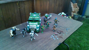 2002 TMNT characters and Vehicles Kitchener / Waterloo Kitchener Area image 3