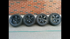 range rover hse rims and tires for sale
