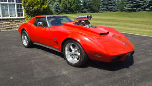1975 Corvette for Sale – One of a Kind