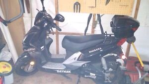 Daymak 2010 Niagara moped