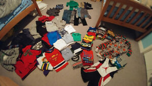 HUGE Boys Clothing Lot - 2T to 4T!!!!