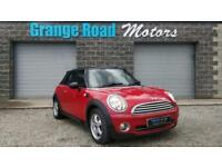 2010 MINI CONVERTIBLE 1.6 ONE 2D 98 BHP