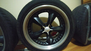 "20"" FOOSE Wheels and tires"
