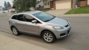 Mazda CX-7 2008 AWD - Low 117K Km - No accident-Well Maintained