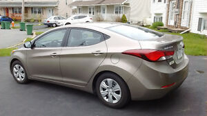 2015 Hyundai Elantra L **SHORT TERM LEASE  $37 bi-weekly**