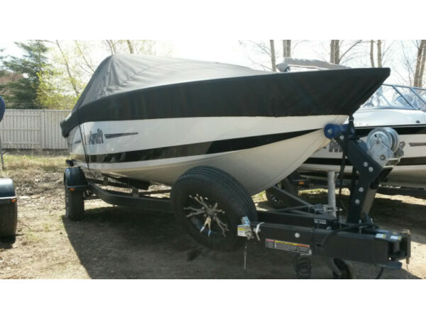 Used 2015 Mirrocraft/Northport 1866 Dual Impact
