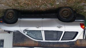 2002 Hyundai Santa Fe Sedan