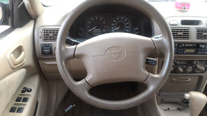 Toyota Corolla LE 1999 only 130,000 KM