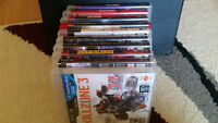 10 Jeux Playstation 3 - PS3 Games - $50