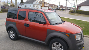 2005 Honda Element w/Y Pkg SUV, Crossover