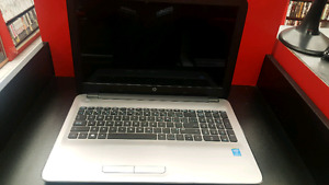 Laptop HP tactile