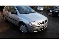 2004 Vauxhall Corsa 1.2 i 16v Life 3dr