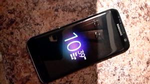 Samsung galaxy s7 edge black